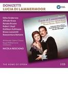 『ランメルモールのルチア』全曲 ニコラ・レッシーニョ&ロイヤル・フィル、エディタ・グルベローヴァ、アルフレード・クラウス、他(1983 ステレオ)(2CD)【CD】 2枚組