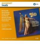 『タイス』全曲 ロリン・マゼール&ニュー・フィルハーモニア管、ビヴァリー・シルズ、ニコライ・ゲッダ、他(1976 ステレオ)(2CD)【CD】 2枚組