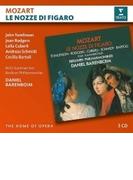 『フィガロの結婚』全曲 ダニエル・バレンボイム&ベルリン・フィル、ジョン・トムリンソン、チェチーリア・バルトリ、他(1990 ステレオ)(3CD)【CD】 3枚組