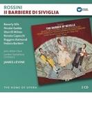 『セヴィリャの理髪師』全曲 ジェイムズ・レヴァイン&ロンドン交響楽団、シェリル・ミルンズ、ビヴァリー・シルズ、他(1974-75 ステレオ)(2CD)【CD】 2枚組