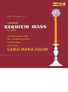 レクィエム第1番 カルロ・マリア・ジュリーニ&ローマ聖チェチーリア国立音楽院管弦楽団&合唱団(1954)【CD】