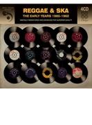 Reggae & Ska - The Early Years 1960-1962【CD】 4枚組