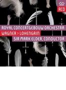 『ローエングリン』全曲 マーク・エルダー&コンセルトヘボウ管弦楽団、クラウス・フロリアン・フォークト、カミッラ・ニールンド、他(2015 ステレオ)(3SACD)【SACD】 3枚組