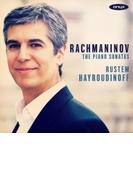ラフマニノフ:ピアノ・ソナタ第2番、第1番、チャイコフスキー/ラフマニノフ編:子守歌 ルステム・ハイルディノフ【CD】