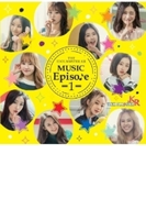 THE IDOLM@STER.KR MUSIC Episode1(Type-B)(CD+DVD) 【CD】 2枚組