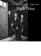 Bach Trios: Yo-yo Ma(Vc) Chris Thile(Mandolin) Edgar Meyer(Cb)【CD】