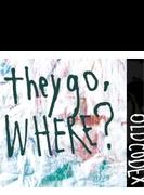 they go, Where?【初回限定盤】(+DVD)