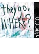 they go, Where?【初回限定盤】(+DVD)【CD】 2枚組
