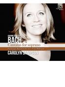 ソプラノのためのカンタータ集 キャロリン・サンプソン、ペトラ・ミュレヤンス&フライブルク・バロック・オーケストラ【CD】