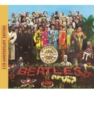 Sgt. Pepper's Lonely Hearts Club Band Anniversary Deluxe Edition (2CD)【SHM-CD】 2枚組