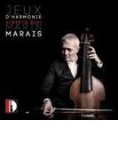 Jeux D'harmonie-pieces De Viole: Alberto Rasi(Gamb)【CD】