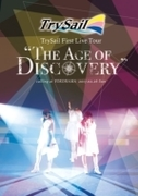 """TrySail First Live Tour""""The Age of Discovery"""" 【通常盤】(Blu-ray)【ブルーレイ】"""