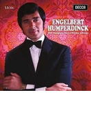 Engelbert Humperdinck The Complete Decca Studio Albums (Box)【CD】 11枚組