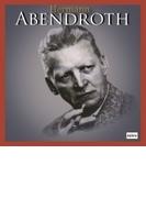 交響曲第3番『英雄』、『エグモント』序曲 ヘルマン・アーベントロート&ベルリン放送交響楽団(1954)【CD】
