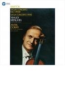 ヴァイオリン協奏曲第1番、ヴィオラ協奏曲 イェフディ・メニューイン、アンタル・ドラティ&ニュー・フィルハーモニア管弦楽団【Hi Quality CD】