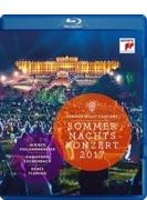 『シェーンブルン夏の夜のコンサート 2017』 クリストフ・エッシェンバッハ&ウィーン・フィル、ルネ・フレミング