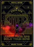 """JUNHO (From 2PM) Solo Tour 2016 """"HYPER"""" 【初回生産限定盤】 (2DVD)【DVD】 2枚組"""