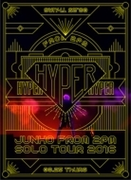 """JUNHO (From 2PM) Solo Tour 2016 """"HYPER"""" 【完全生産限定盤】 (Blu-ray+DVD)【ブルーレイ】"""