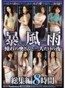 暴風雨 憧れの奥さんと二人だけの夜 総集編8時間【DVD】