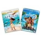 【オンライン予約限定商品】モアナと伝説の海 MovieNEXプラス3D [ブルーレイ+DVD]【ブルーレイ】