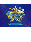 THE IDOLM@STER SideM 2nd STAGE ~ORIGIN@L STARS~ Live Blu-ray【Complete Side】<完全生産限定>【ブルーレイ】 5枚組