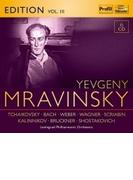 ムラヴィンスキー・エディション第3集~ブルックナー:交響曲第8番、スクリャービン:法悦の詩、カリンニコフ:交響曲第2番、バッハ:管弦楽組曲第2番、他(6CD)【CD】 6枚組