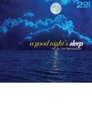 A Good Night's Sleep【CD】 2枚組