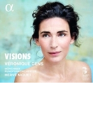 Visions-french Opera Arias: Gens(S) Niquet / Munich Radio O【CD】