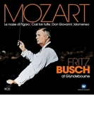 Le Nozze Di Figaro, Don Giovanni, Cosi Fan Tutte, Etc: F.busch / Glyndebourne Festival (Ltd)【CD】 9枚組