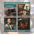 International Jim Reeves / Kimberley Jim / My Cathedral / And Some Friends【CD】 2枚組
