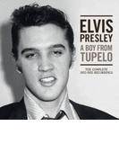 Boy From Tupelo: The Complete 1953-1955 Recordings (Ltd)【CD】 3枚組