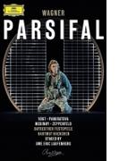 『パルジファル』全曲 ラウフェンベルク演出、ヘンヒェン&バイロイト、クラウス・フロリアン・フォークト、他(2016 ステレオ)(2DVD)