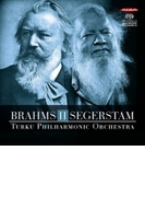 ブラームス:交響曲第2番、セーゲルスタム:交響曲第289番 レイフ・セーゲルスタム&トゥルク・フィル【SACD】