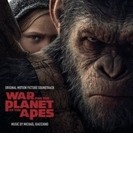 War For The Planet Of The Apes (Score)【CD】