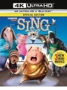 SING/シング [4K ULTRA HD + Blu-rayセット]【ブルーレイ】 2枚組