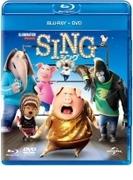 SING/シング ブルーレイ+DVDセット【ブルーレイ】