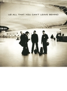 All That You Can't Leave Behind 【紙ジャケ/SHM-CD】【SHM-CD】