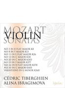 ヴァイオリン・ソナタ全集第4集 アリーナ・イブラギモヴァ、セドリック・ティベルギアン(2CD)