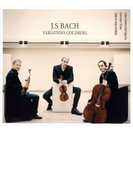 ゴルトベルク変奏曲(弦楽三重奏版) セバスティアン・シュレル、ポール・ラデ、オレリアン・サブレ【CD】