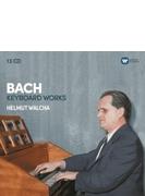 鍵盤楽器作品録音集 ヘルムート・ヴァルヒャ(チェンバロ)(13CD)