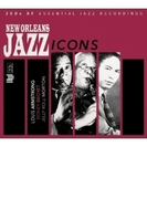 New Orleans Jazz Icons【CD】 2枚組