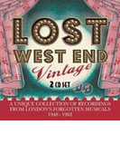 Lost West End Vintage - London's Forgotten【CD】 2枚組