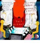 Alfonso Alberti & Anna D'errico: Two Pianos-sciarrino, Ligeti, Aperghis, Dufourt, Castiglioni【CD】