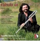Fabula Ut-improvisation For Voice & Flute: Baracchi(Fl) Benvenuti L.poli(S) Berdondini(Vo)【CD】