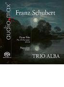 ピアノ三重奏曲第2番、ノットゥルノ トリオ・アルバ【SACD】