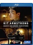 『バッハ:ゴルトベルク変奏曲とその先人たち』 キット・アームストロング(ピアノ)(2016年ライヴ)(日本語解説付)