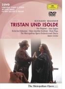『トリスタンとイゾルデ』全曲 ドルン演出、レヴァイン&メトロポリタン歌劇場、イーグレン、ヘップナー、他(1999 ステレオ)(2DVD)【DVD】 2枚組