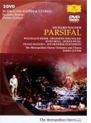 『パルジファル』全曲 シェンク演出、レヴァイン&メトロポリタン歌劇場、ジークフリート・イェルザレム、クルト・モル、他(1992 ステレオ)(2DVD)【DVD】 2枚組