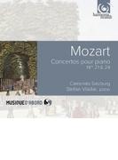 ピアノ協奏曲第21番、第24番 シュテファン・ヴラダー、カメラータ・ザルツブルク【CD】