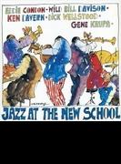 Jazz At The New School (Rmt)(Ltd)【CD】